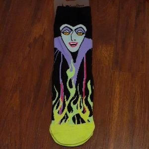 Disney Maleficent Socks